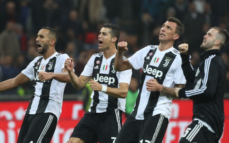 Serie A La Classifica Dopo La 12 Giornata Superscudetto