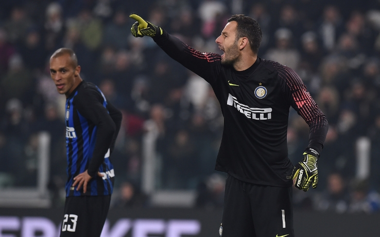 infortunio handanovic viviano