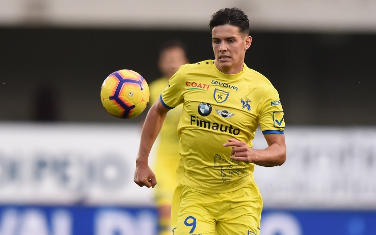 Stepinski - Chievo