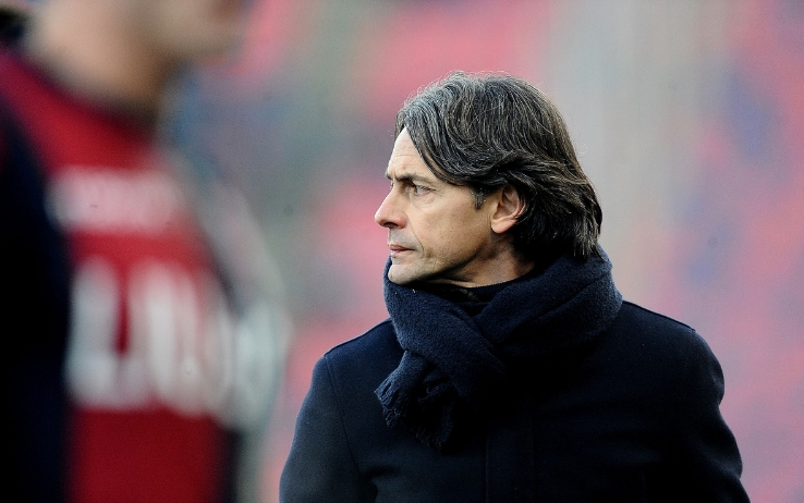 Inzaghi - Bologna