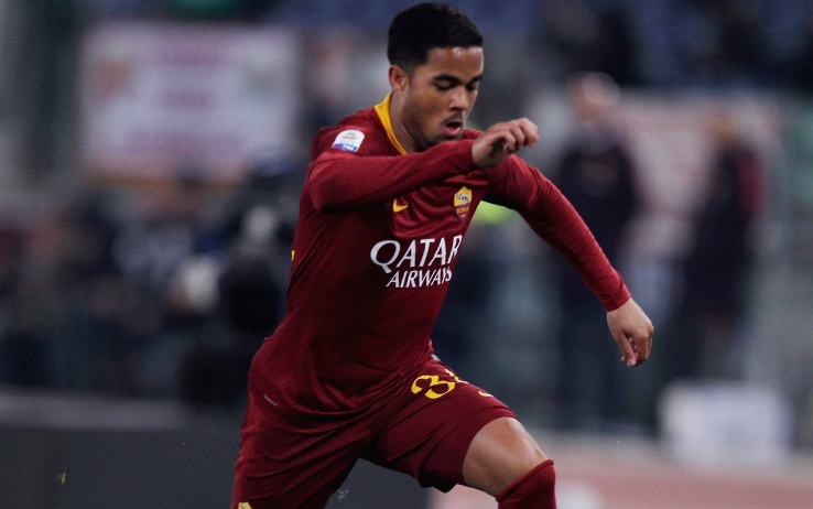 Kluivert - Roma