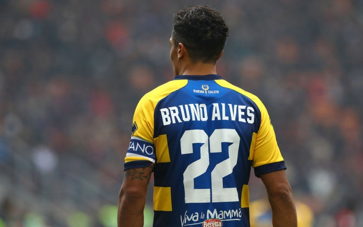 Bruno Alves - Parma