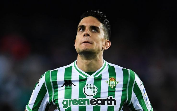 Marc Bartra - Betis