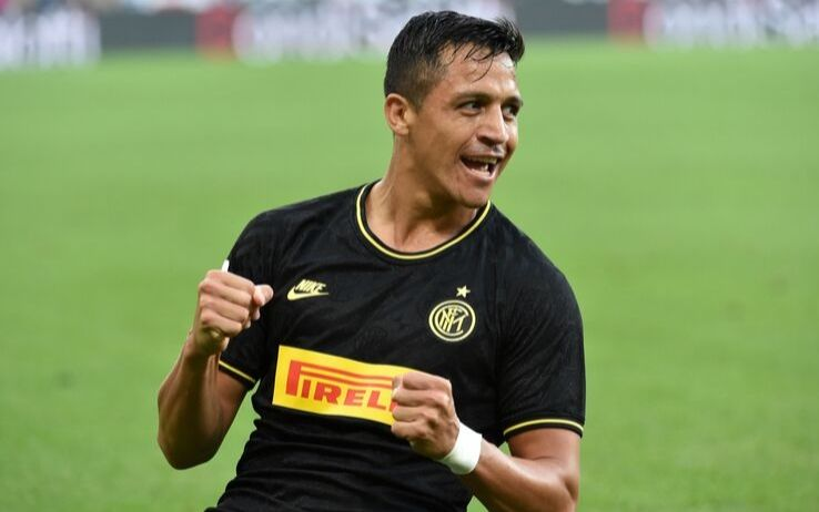 Alexis Sanchez all'Inter