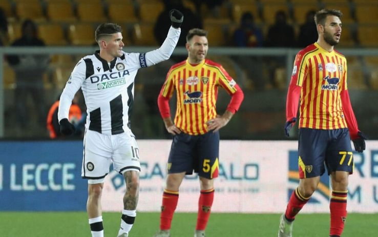 Udinese Lecce highlights