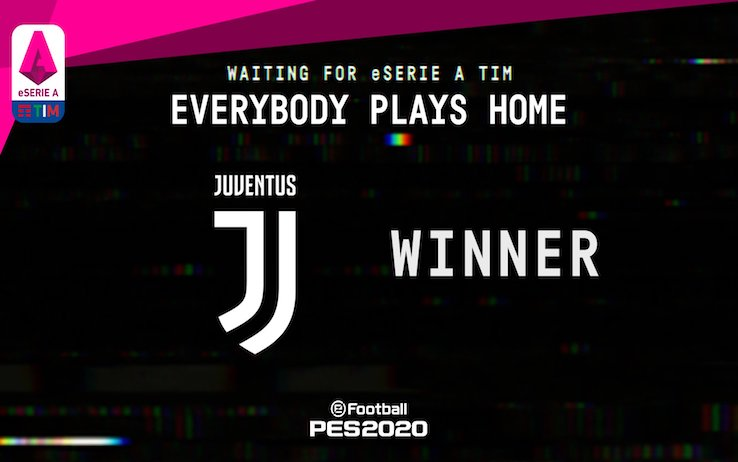 la Juventus vince il torneo everybody plays home