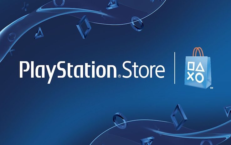 PS4 PS Store