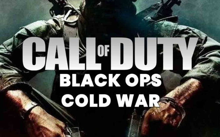 Call of Duty Black Ops Cold War versione Alpha