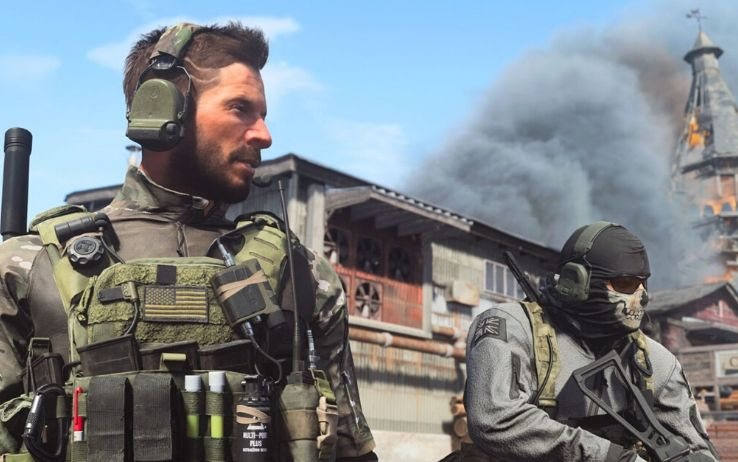 Call of Duty Warzone Season 4 richieste