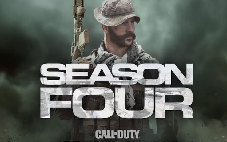 Call of Duty Warzone Season 4