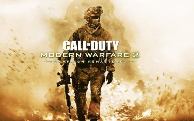 Call of Duty Modern Warfare 2 - Campaign Remastered
