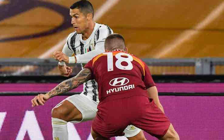 Roma Juventus highlights