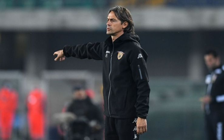 Inzaghi - Benevento