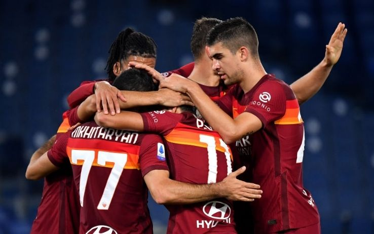 Roma Parma highlights