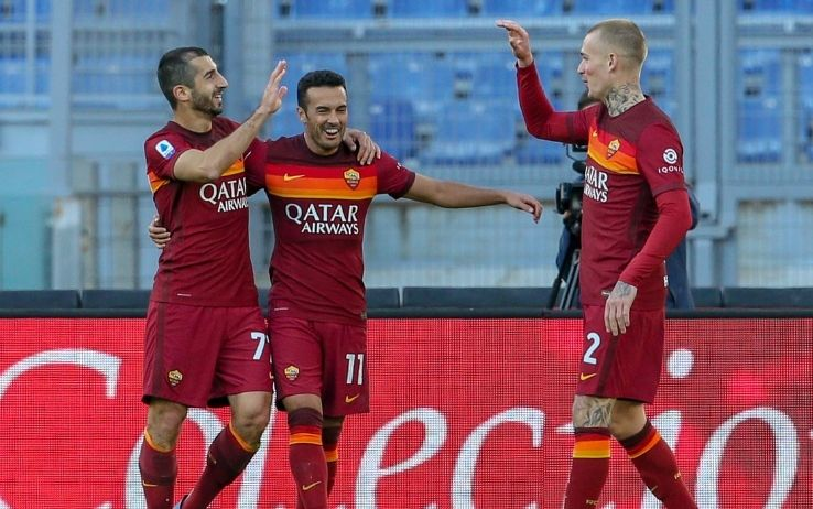 roma spezia highlights