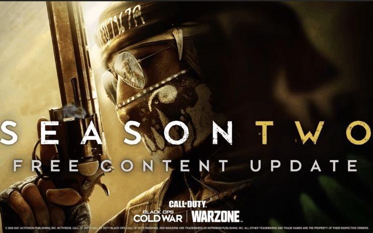 Call of Duty Warzone stagione 2
