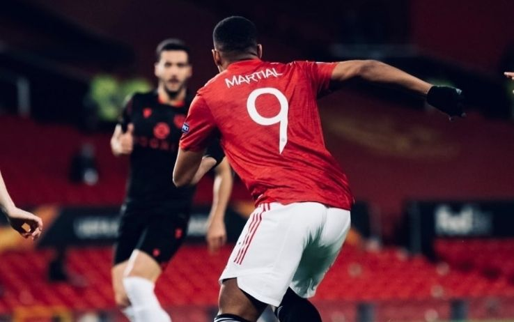 Manchester United - Martial