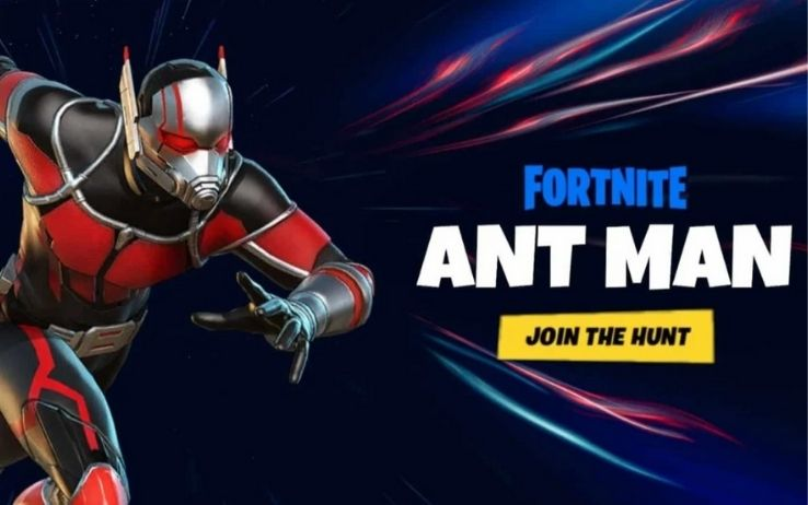 Fortnite - Skin Ant Man