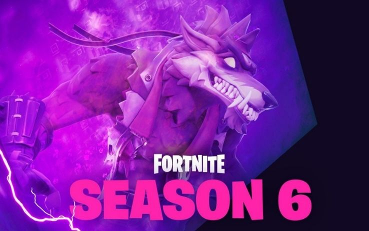 Season 6 Fortnite capitolo 2
