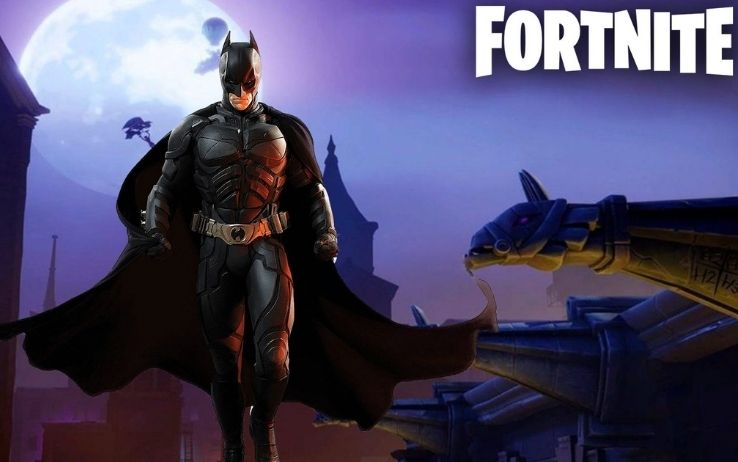 batman fortnite