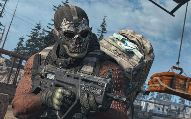 Call of Duty Warzone rateo